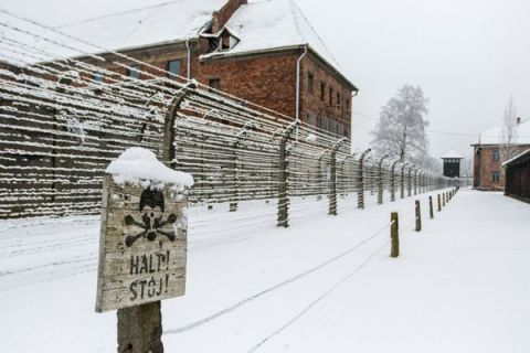 Auschwitz Birkenau, Nazi concentration and extermination camp