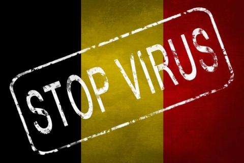 Koronawirus w Belgii: Epidemia w dalszym ciągu nabiera tempa