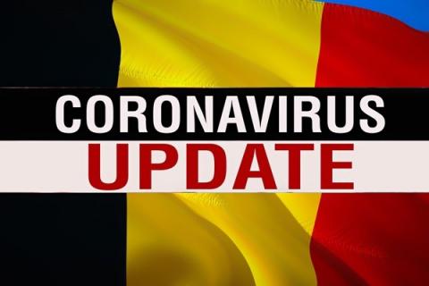 Koronawius w Belgii: Liczba nowych zakażeń wciąż utrzymuje się powyżej 2 tys.