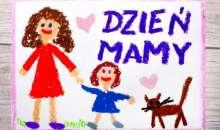 Dzień Matki - w Belgii w drugą niedzielę maja (9 maja 2021), a w Polsce 26 maja